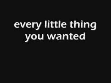 dishwalla - every little thing