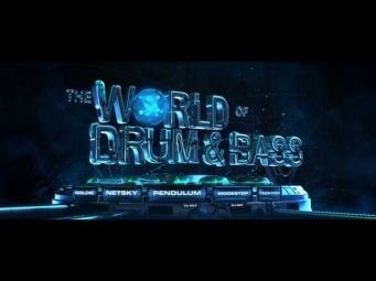 22.09.2012 THE WORLD OF DRUM&BASS (OFFICIAL TRAILER)