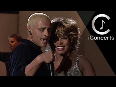 iConcerts - Eros Ramazzotti feat. Tina Turner- Can't stop thinking about you (live)