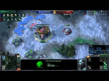 DH - MC vs TY - TvP - Game 3 - Frost - StarCraft 2