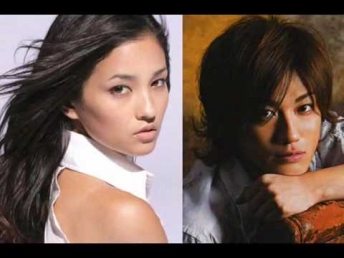 Kuroki Meisa and Akanishi Jin Adjust the Love