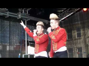 Jedward - Your Biggest Fan - Ballybunion August 2011